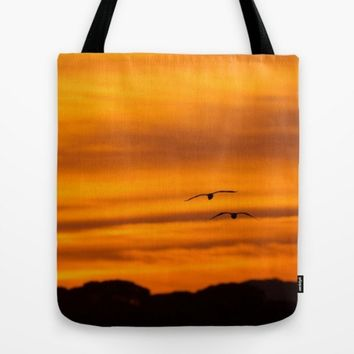 Love story Tote Bag by Ines Leonardo