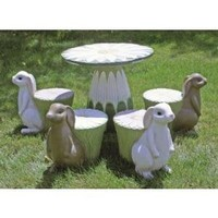 Daisy Table Set