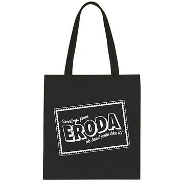 "Harry Styles ""Greetings from Eroda"" Tote Bag"
