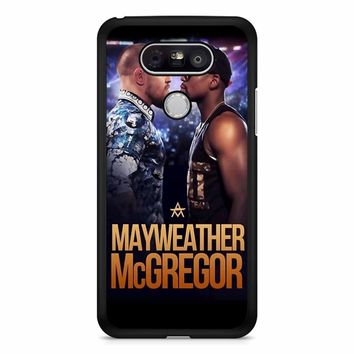 Mcgregor Vs Mayweather LG G5 Case
