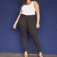 Plus Size Levis 311 Shaping Skinny Jeans