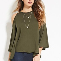 Open-Shoulder Top