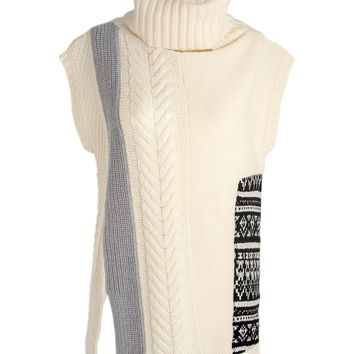 Prabal Gurung Wool Knit Sweater