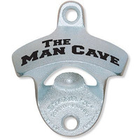 The Man Cave - Wall Mounted Bottle Opener