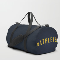 Mathletes - Mean Girls movie Duffle Bag by allier