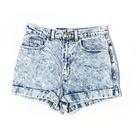 Check it out -- American Apparel Denim Shorts for $12.99 on thredUP!