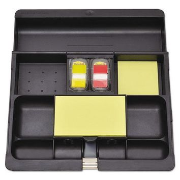 Post-it® Recycled Plastic Desk Drawer Organizer Tray