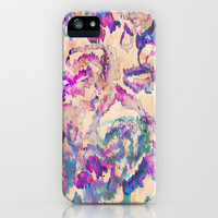 Tribal Drizzle iPhone & iPod Case by Nikkistrange