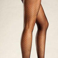 Dotted Pantyhose