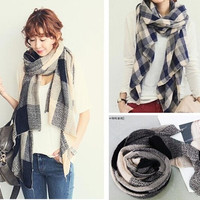 New Fashion Winter Women Scarf Neckerchief Neckwarmer Long Scarves Collar Warm Gift = 1958185156