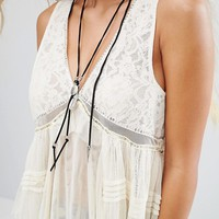 Free People On The Town Tank at asos.com