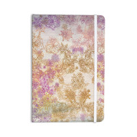 "Marianna Tankelevich ""Retro Summer"" Yellow Pink Everything Notebook"