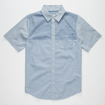 THE NORTH FACE Block Me Mens Shirt | S/S Shirts