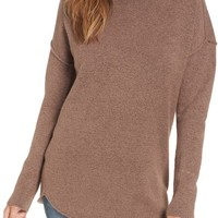 mock neck tunic | Nordstrom