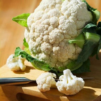 Cauliflower Self Blanching Vegetable Seeds (Brassica oleracea) 50+Seeds