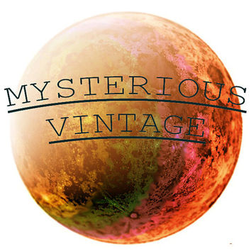 Mysterious Vintage... Get A Mystery Vintage by ManyAMoonVintage