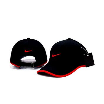 950924aaf849c Cool NIKE GOLF NEW Adjustable Fit DRI FIT SWOOSH FRONT BASEBALL CAP HAT