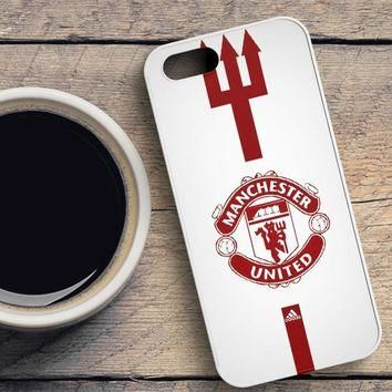 Manchester United Adidas iPhone 5/5S Case | casefantasy