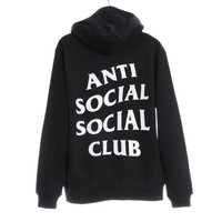 unisex anti social social club sweatshirt hoodies