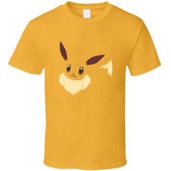 pokemon eevee smile T Shirt