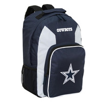Southpaw Backpack NFL Navy - Dallas Cowboys