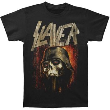 Slayer Men's  Head T-shirt Black
