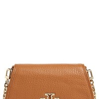 Tory Burch 'Mini Britten' Leather Crossbody Bag | Nordstrom