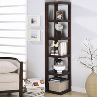 "Wildon Home ® Wildon Home ® Watsonville 74.88"" Bookcase"