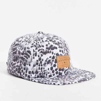 AFENDS Lepper Strapback Hat