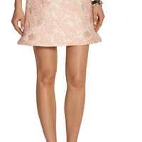 Opening Ceremony Jacquard mini skirt – 55% at THE OUTNET.COM