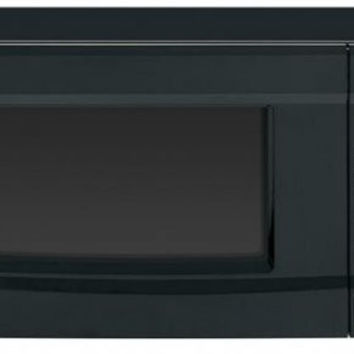 GE Black Countertop Microwave