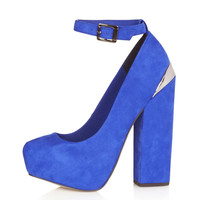 STOMP Ankle Platforms - New In This Week - New In - Topshop USA