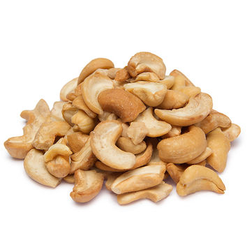 Cashews - Roasted Pieces: 25LB Case