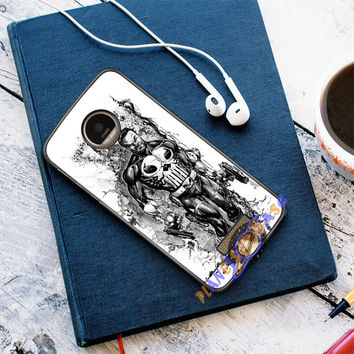 The Pretty Reckless Going to Hell Motorola Moto Z case Planetscase.com