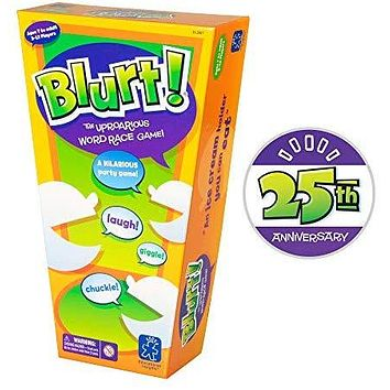Educational Insights Blurt! Word Game, Ages 7 and Up, Includes 200 Cards (1200 Clues!): Toys & Games