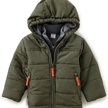 Starting Out Baby Boys 12-24 Months Puffer Jacket | Dillards