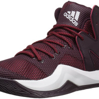 adidas Performance Men's Crazy Bounce Basketball Shoe Maroon/White/University Red 11 D(M) US '