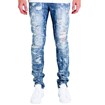 Embellish NYC Erika Jeans In Blue