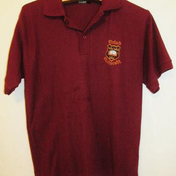 Vintage Oxford University Polo Shirt