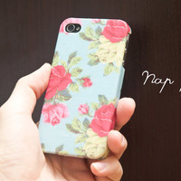 Apple iphone case for iphone iphone 3Gs iphone 4 iphone 4s iPhone 5 : Roses