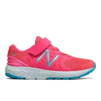 New Balance Kids' Urge V2 FuelCore Hook and Loop Running Shoe