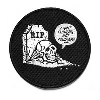 I Want Flowers Patch