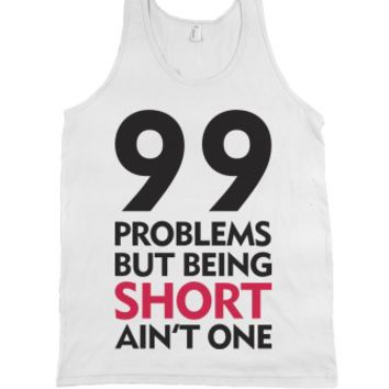 White Tank | Funny Gifts For Girls Shirts