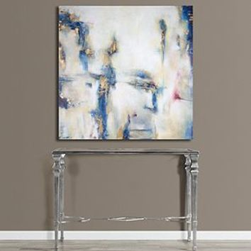 Z Gallerie Wall Art neat laddering | abstract | art themes | from z gallerie