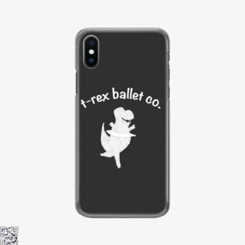 T-Rex Ballet Kid's, Juvenile Phone Case