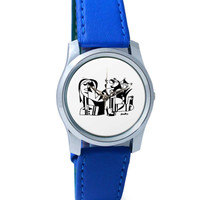 The Seet Dream Caled Life Wrist Watch