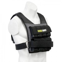 Commercial Grade Adjustable Weighted Vest | Train By Fire