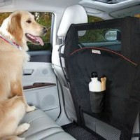 Kurgo Auto Pet Barrier with Mesh Window