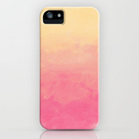 dusk (in summer) iPhone Case by Joy Laforme