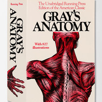 Gray's Anatomy By Henry Gray - Urban Outfitters